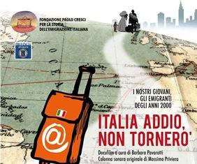 """""""ITALIA ADDIO NON TORNERÒ"""": IL DOCUFILM DELLA FONDAZIONE CRESCI AL LUCCA FILM FESTIVAL"""