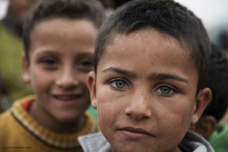UNICEF: 8 ANNI DI GUERRA IN SIRIA