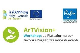 ITALIA-CROAZIA: PRESENTATA A BARI LA PIATTAFORMA ArTVision +