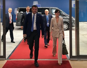 CONSIGLIO EUROPEO DEI MINISTRI DELL