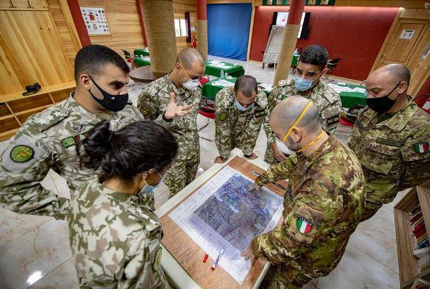Libano: il contingente italiano forma ufficiali libanesi