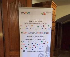 """GLI STUDENTI E MATERA: TAPPA A STOCCOLMA PER IL PROGETTO """"FROM SCHOOLS TO SCHOOLS"""""""