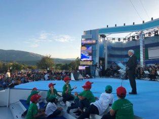 MATTARELLA A L'AQUILA: LA SCUOLA È LA FINESTRA DI OPPORTUNITÀ PER IL FUTURO DI CIASCUN GIOVANE