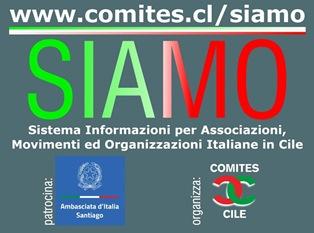 """""""SIAMO"""": LA PROPOSTA DEL COMITES PER CONNETTERE LE ISTITUZIONE ITALIANE DEL CILE"""