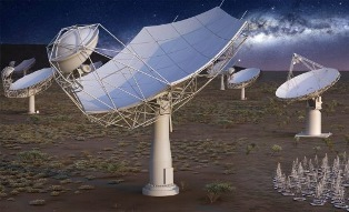 ITALIA-NAMIBIA: DIALOGO APERTO SULLA RADIO ASTRONOMIA