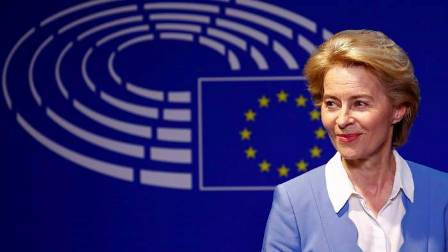 L'UE ELEGGE LA SUA PRIMA PRESIDENTE