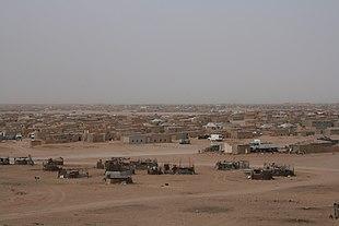 SITUAZIONE CRITICA NEI CAMPI DI TINDOUF IN ALGERIA: LA DENUNCIA DI RACMI E SMIS