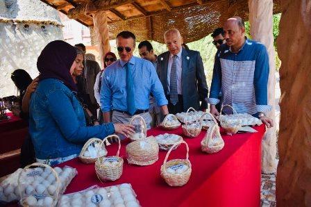 L'AICS IN EGITTO: IL DIRETTORE MAESTRIPIERI AL CAIRO