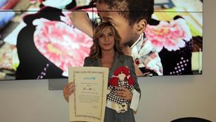 MYRTA MERLINO NOMINATA NUOVA GOODWILL AMBASSADOR DELL'UNICEF ITALIA