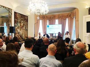 ITALY4INNOVATION E DIGITAL UNBOUND LONDON: IL SOTTOSEGRETARIO BUFFAGNI ALL'EVENTO IN AMBASCIATA