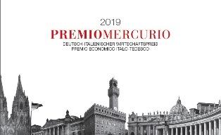 PREMIO MERCURIO 2019 A BREMBO SPA: CERIMONIA ALL'AMBASCIATA ITALIANA A BERLINO