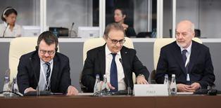MERLO A BUCAREST PER L'INCONTRO MINISTERIALE SULLA DIASPORA