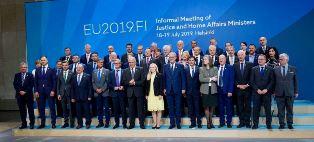 GIUSTIZIA E AFFARI INTERNI DEI MINISTRI UE: SALVINI A HELSINKI