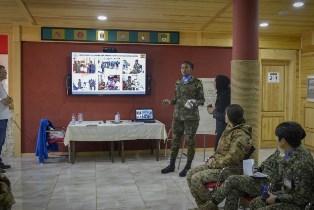 MISSIONE IN LIBANO: PRIMO INCONTRO GENDER CON LE LAF