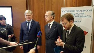 ITALIA - RUSSIA: L'AMBASCIATORE TERRACCIANO GUIDA LA MISSIONE DI SISTEMA A VORONEZH E LIPECK