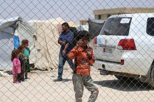 UNICEF: IN SIRIA 49.000 BAMBINI NEL CAMPO DI AL-HOL HANNO BISOGNO DI AIUTO E PROTEZIONE