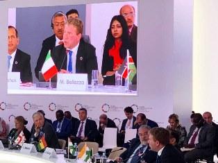 IL MISE IN BAHREIN PER IL GLOBAL ENTERPRENEURSHIP CONGRESS 2019