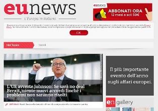 """L'UE AVVERTE JOHNSON: SE SARÀ """"NO DEAL BREXIT"""" NIENTE NUOVI ACCORDI FINCHÉ I PROBLEMI NON SARANNO RISOLTI – di Lorenzo Robustelli"""