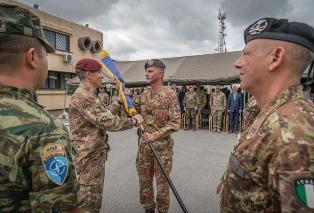 CONTINGENTE ITALIANO IN KOSOVO: IL MNBG-W DIVENTA REGONAL COMMAND WEST
