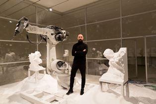 """ASYMMETRIC ARCHAEOLOGY - GAZING MACHINES"": A SHANGHAI LA PRIMA MOSTRA DI QUAYOLA IN CINA"