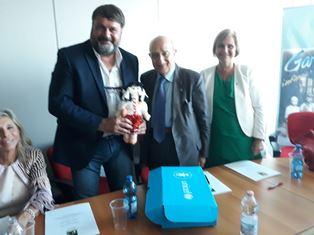 SAMENGO (UNICEF ITALIA) INCONTRA IL GARANTE PER L'INFANZIA E L'ADOLESCENZA DELLA REGIONE LOMBARDIA