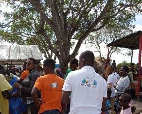 AIUTI ALIMENTARI E RICOSTRUZIONI PER LE VITTIME DEL CICLONE IDAI: LA COMUNITÀ DI SANT'EGIDIO IN MOZAMBICO