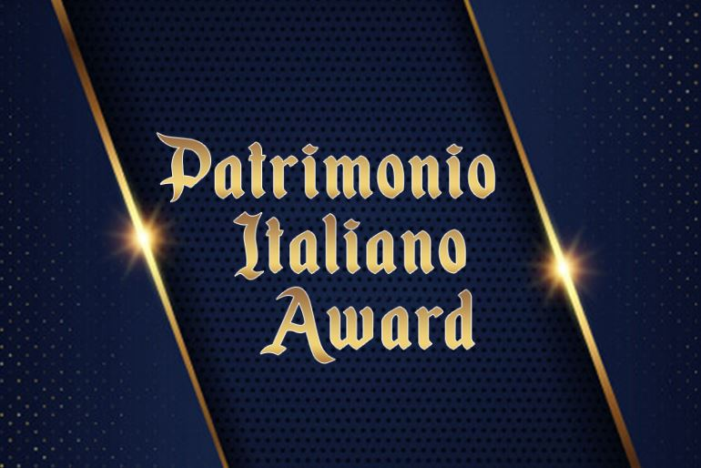 Patrimonio Italiano Award: al lavoro per l'edizione 2021 del premio per italiani nel mondo