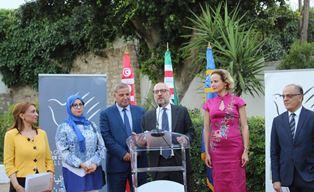 L'AICS IN TUNISIA: LANCIATO IL PROGRAMMA DI COOPERAZIONE A FAVORE DI 31 NUOVI COMUNI TUNISINI