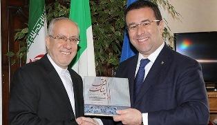 ITALIA E IRAN INSIEME PER RAFFORZARE LA COOPERAZIONE SUL FRONTE SICUREZZA