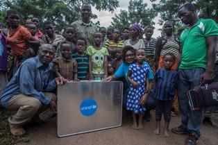 CICLONE IDAI: ARRIVANO I PRIMI AIUTI UNICEF IN MALAWI
