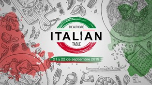 """THE AUTHENTIC ITALIAN TABLE"" IN MESSICO CON LA CCIM"