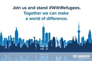 UNHCR: SOSTEGNO DA 175 CITTÀ IN TUTTO IL MONDO A FAVORE DEI RIFUGIATI
