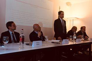 CONSOLIDAMENTO E RILANCIO DEL POLO SCOLASTICO ITALIANO DI ZURIGO: RIUNIONE IN CONSOLATO