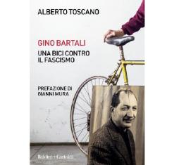 """""""GINO BARTALI. UNA BICI CONTRO IL FASCISMO"""": ALBERTO TOSCANO PRESENTA IL SUO LIBRO ALLA DANTE DI ROMA"""