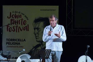 """DEDICATO A FRANCESCO DURANTE IL JOHN FANTE FESTIVAL """"IL DIO DI MIO PADRE"""" 2019"""