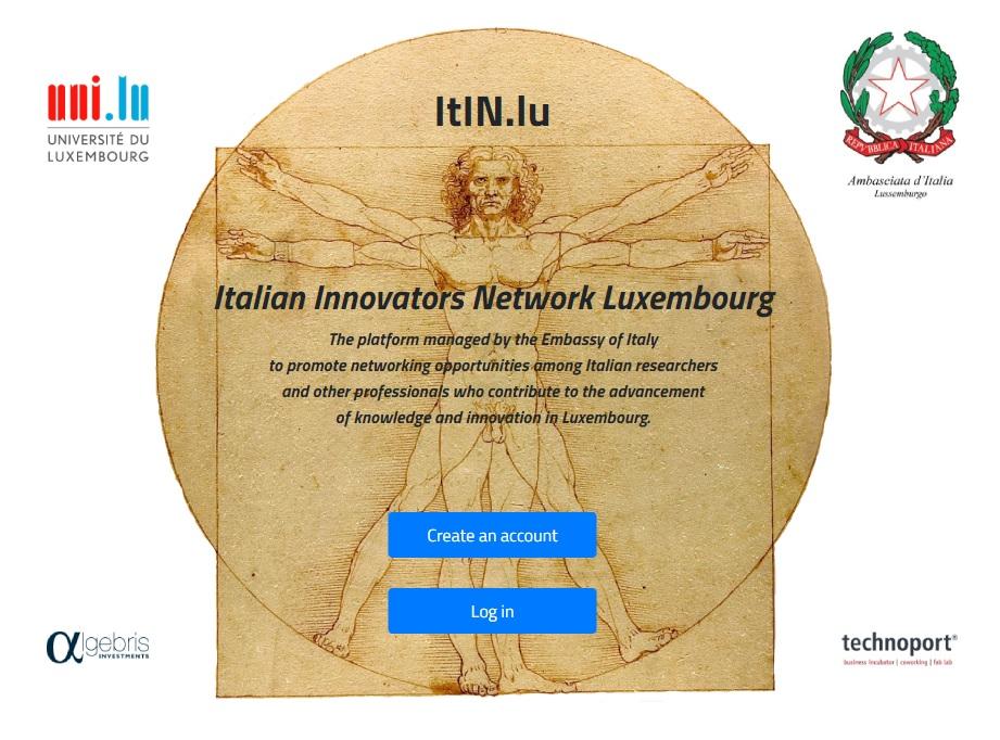 LUSSEMBURGO: L'AMBASCIATA LANCIA UNA PIATTAFORMA WEB PER L'INNOVAZIONE ITALIANA