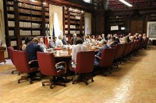 IL MINISTRO BONISOLI INCONTRA I DIRETTORI DELLE ACCADEMIE E DEGLI ISTITUTI DI CULTURA STRANIERI A ROMA