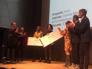 """IDD 2019: A BARCELLONA PREMIATE DUE STUDENTESSE IED NEL CONCORSO """"ARCHITETTURE OMEOPATICHE PER IL FUTURO DELLA CITTÀ"""""""