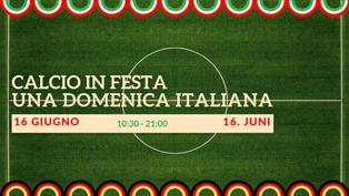 CALCIO IN FESTA 2019: TORNA LA GRANDE FESTA D