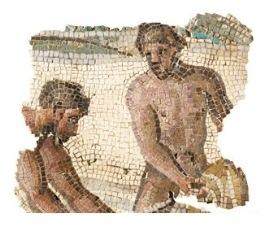 IL COLORE DEI MOSAICI DI ROMA IN MOSTRA A SOFIA