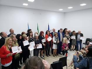 BUENOS AIRES: IL COMITES PREMIA GLI ARTISTI VISIVI