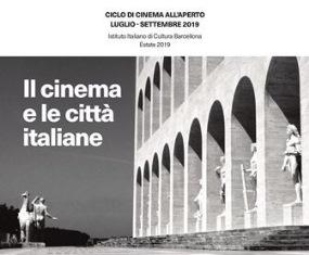 """""""IL CINEMA E LE CITTÀ ITALIANE"""" ALL'IIC DI BARCELLONA"""