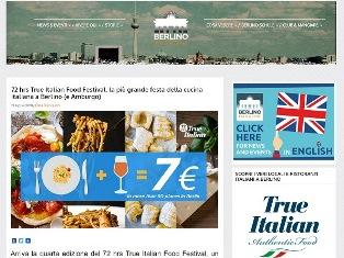 72 HRS TRUE ITALIAN FOOD FESTIVAL: LA PIÙ GRANDE FESTA DELLA CUCINA ITALIANA A BERLINO (E AMBURGO) – di Elisa Franceschi