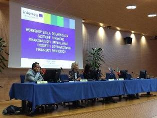 ZILLI (FVG) PRESENTA LA PIATTAFORMA ONLINE PER I PROGETTI DI COOPERAZIONE ITALIA-SLOVENIA