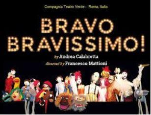 """""""BRAVO, BRAVISSIMO!"""" IL TEATRO VERDE DI ROMA AL FESTIVAL INTERNAZIONALE DI MARIONETTE DI TIRANA"""