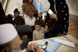 AFGHANISTAN/ UNICEF: 2 MILIONI DI BAMBINI SOTTO I 5 ANNI SOFFRONO DI MALNUTRIZIONE ACUTA