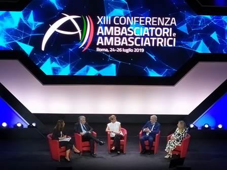ITALIA, EUROPA, MEDITERRANEO: LA DIPLOMAZIA ITALIANA SI PRESENTA