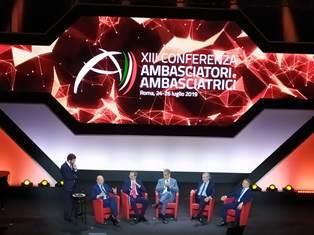 SFIDE DELLA GLOBALIZZAZIONE, INTERNAZIONALIZZAZIONE E SOFTPOWER ITALIANO