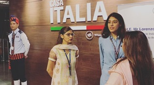 "NEW DELHI: APRE ""CASA ITALIA"" PER VISTI BUSINESS INDIANI"