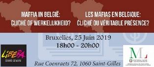 LE MAFIE IN BELGIO: TAVOLA ROTONDA DOMANI A BRUXELLES